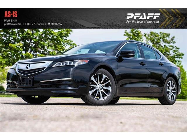 2017 Acura TLX Base (Stk: 24505A) in Mississauga - Image 1 of 16