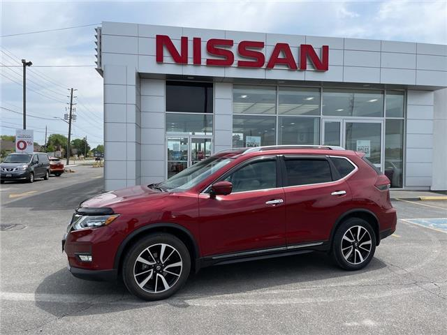 2018 Nissan Rogue SL (Stk: P409) in Sarnia - Image 1 of 20