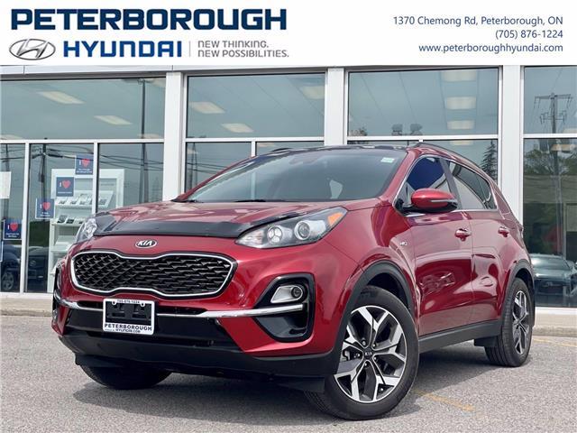 2020 Kia Sportage EX Premium (Stk: H12936A) in Peterborough - Image 1 of 30