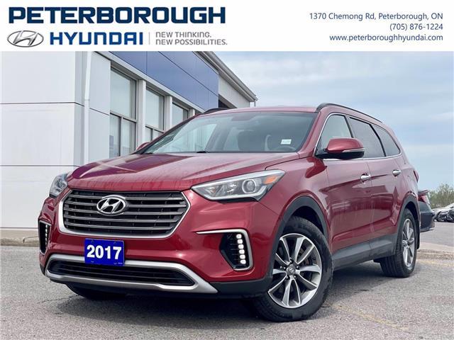 2017 Hyundai Santa Fe XL  (Stk: H12729A) in Peterborough - Image 1 of 30