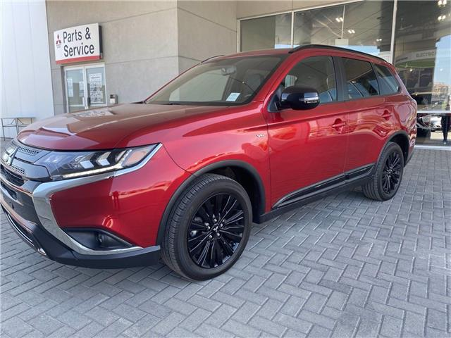 2020 Mitsubishi Outlander Limited Edition (Stk: MT76) in Ottawa - Image 1 of 9