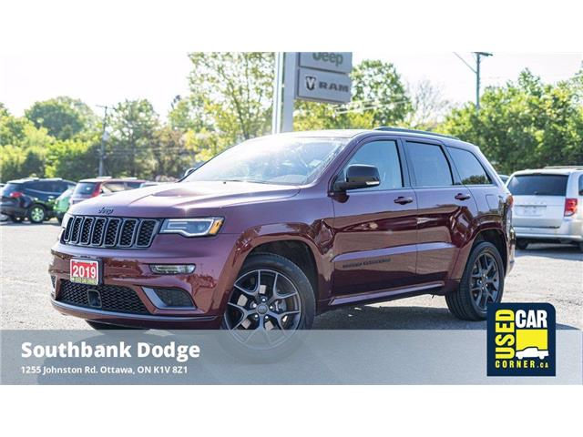 2019 Jeep Grand Cherokee Limited (Stk: 2103961) in OTTAWA - Image 1 of 22