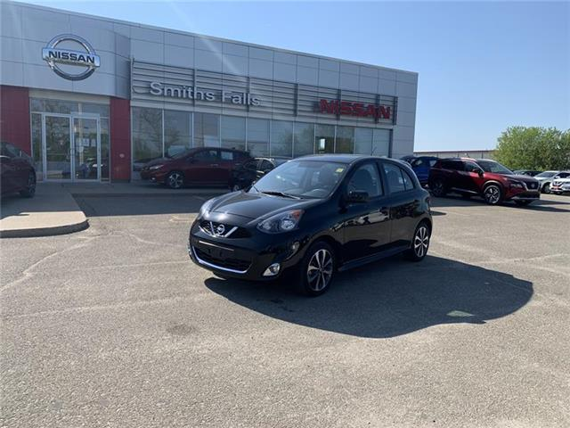 2018 Nissan Micra SR (Stk: P2165) in Smiths Falls - Image 1 of 17