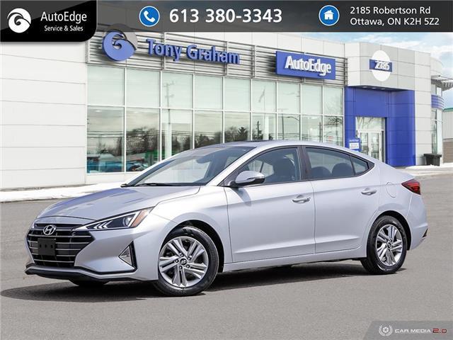 2019 Hyundai Elantra Preferred (Stk: A0705) in Ottawa - Image 1 of 28