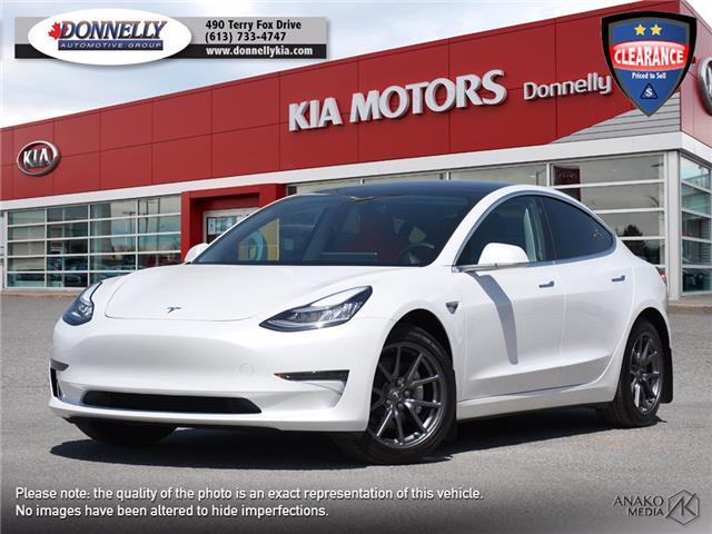 2020 Tesla Model 3 Standard Range 5YJ3E1EA5LF642726 KU2540 in Kanata