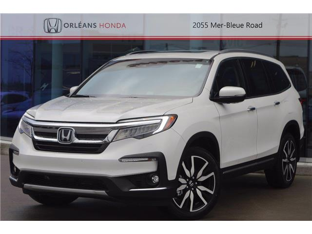 2021 Honda Pilot Touring 8P (Stk: 16-210337) in Orléans - Image 1 of 30