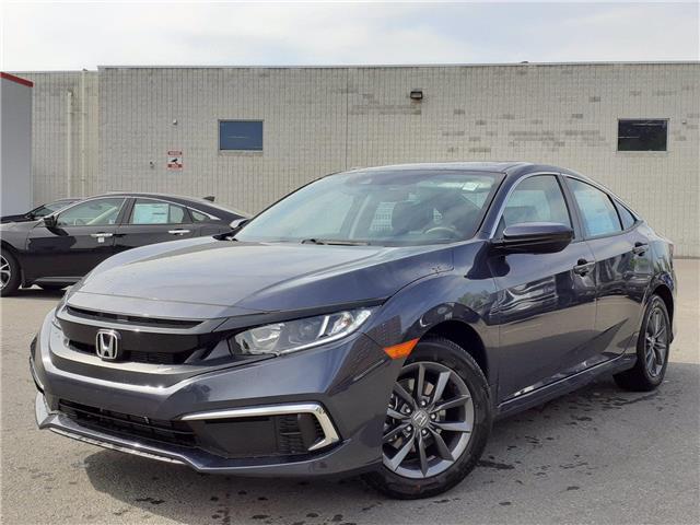 2021 Honda Civic EX (Stk: 17-21-0214) in Ottawa - Image 1 of 25