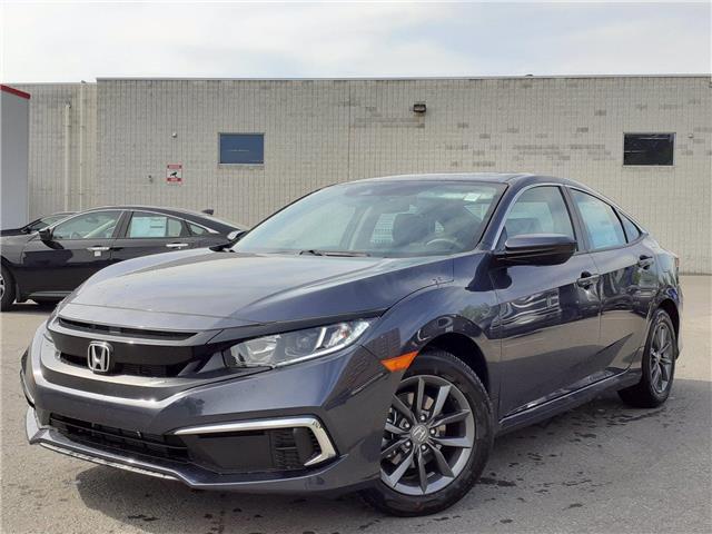 2021 Honda Civic EX (Stk: 17-21-0213) in Ottawa - Image 1 of 25