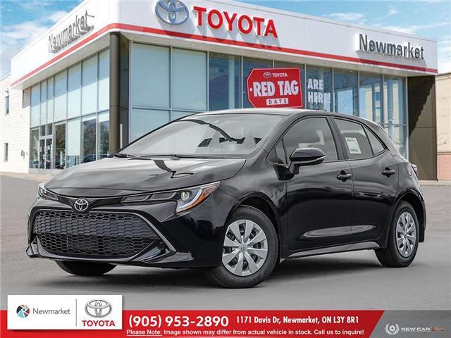 2021 Toyota Corolla Hatchback Base (Stk: 35969) in Newmarket - Image 1 of 23