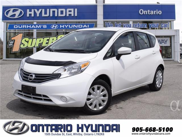 2016 Nissan Versa Note 1.6 SV (Stk: 66427A) in Whitby - Image 1 of 19