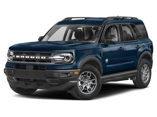 2021 Ford Bronco Sport Big Bend (Stk: MBR015) in Fort Saskatchewan - Image 1 of 9