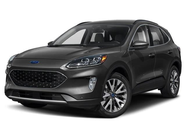 2021 Ford Escape Titanium Hybrid (Stk: MSC023) in Fort Saskatchewan - Image 1 of 9