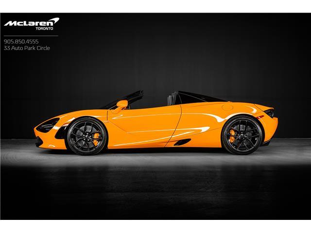 2020 McLaren 720S SPIDER  (Stk: GK001) in Woodbridge - Image 1 of 20