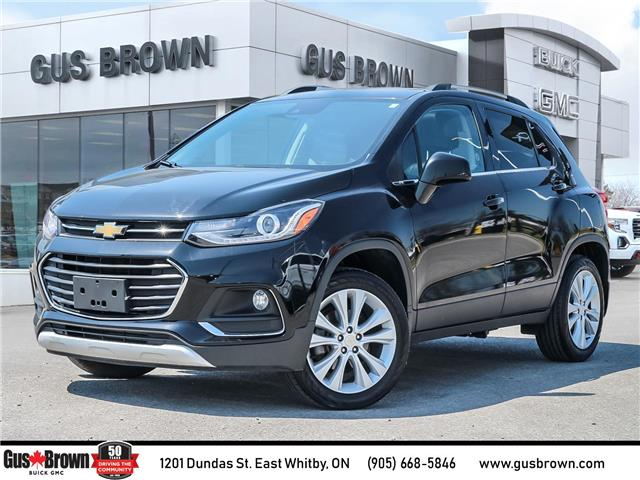 2018 Chevrolet Trax Premier (Stk: L156126T) in WHITBY - Image 1 of 29
