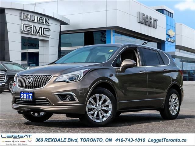 2017 Buick Envision Essence (Stk: T11818) in Etobicoke - Image 1 of 29