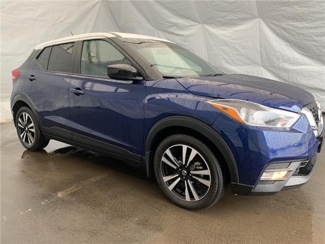 2018 Nissan Kicks S (Stk: IU2298) in Thunder Bay - Image 1 of 19