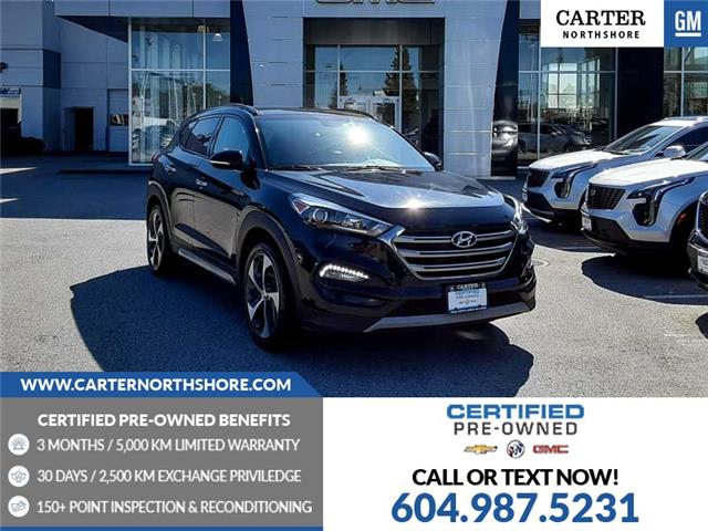 2017 Hyundai Tucson  (Stk: 974551) in North Vancouver - Image 1 of 27