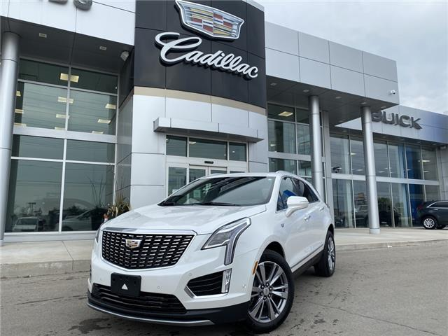 2020 Cadillac XT5 Premium Luxury (Stk: Z183824) in Newmarket - Image 1 of 27