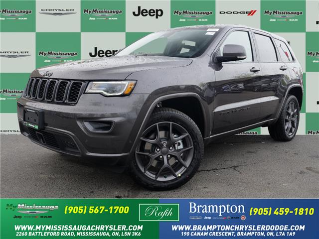 2021 Jeep Grand Cherokee Limited (Stk: 21408) in Mississauga - Image 1 of 6