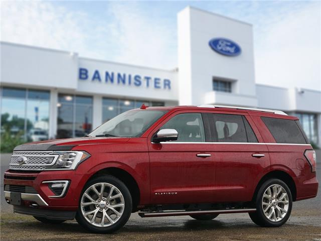 2019 Ford Expedition Platinum (Stk: S210190A) in Dawson Creek - Image 1 of 25