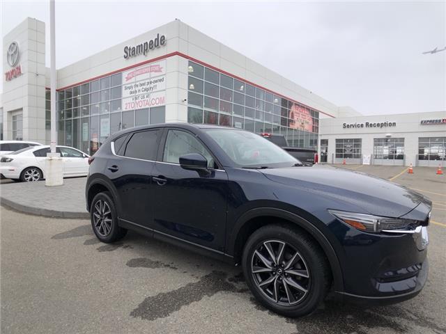 2018 Mazda CX-5 GT (Stk: 9433A) in Calgary - Image 1 of 27