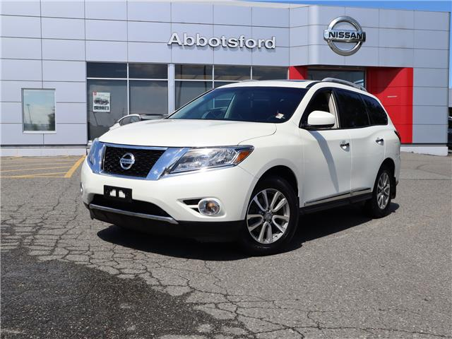 2016 Nissan Pathfinder SL (Stk: A21166A) in Abbotsford - Image 1 of 30