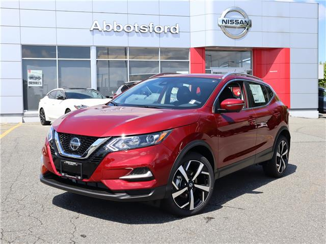 2021 Nissan Qashqai SV (Stk: A21173) in Abbotsford - Image 1 of 29