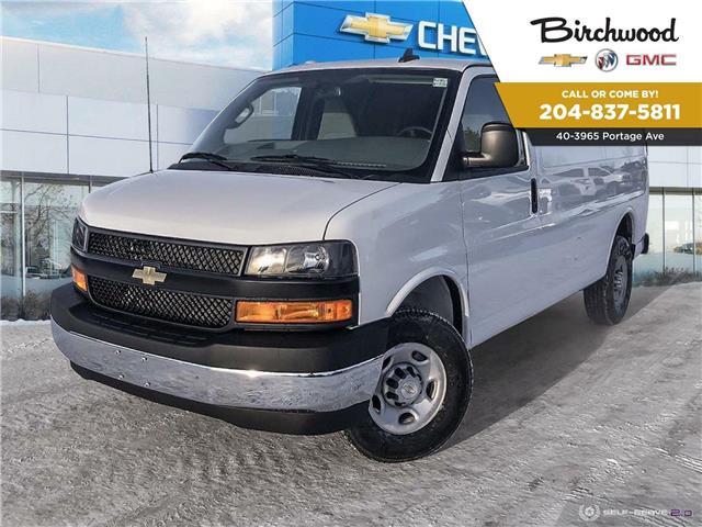 2021 Chevrolet Express 2500 Work Van (Stk: G21216) in Winnipeg - Image 1 of 25