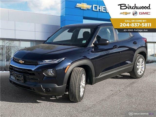 2021 Chevrolet TrailBlazer LS (Stk: G21728) in Winnipeg - Image 1 of 24