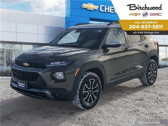 2021 Chevrolet TrailBlazer ACTIV (Stk: G21733) in Winnipeg - Image 1 of 25