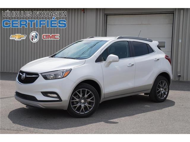 2019 Buick Encore Sport Touring (Stk: LM012A) in Trois-Rivières - Image 1 of 25