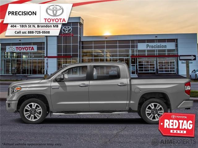 2021 Toyota Tundra Platinum (Stk: 21285) in Brandon - Image 1 of 1