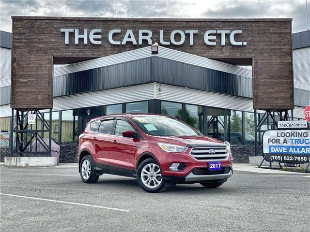 2017 Ford Escape SE (Stk: 21237) in Sudbury - Image 1 of 23