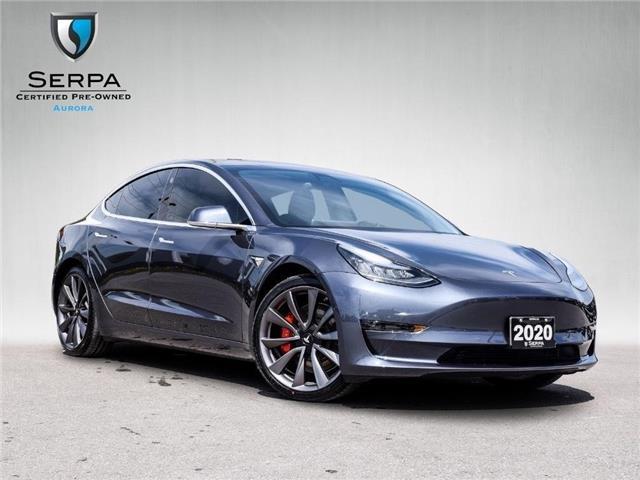 2020 Tesla Model 3 Performance (Stk: SE0003) in Toronto - Image 1 of 30
