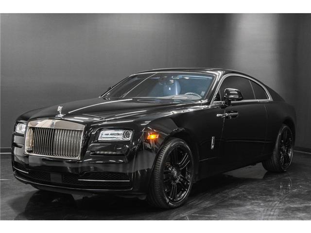 2016 Rolls-Royce Wraith Provenance Certified Pre-Owned - Extended Warranty (Stk: P0840) in Montreal - Image 1 of 30