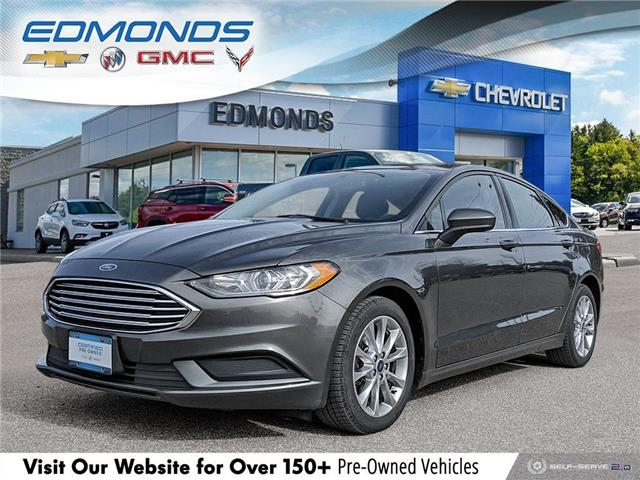 2017 Ford Fusion SE (Stk: 1264A) in Huntsville - Image 1 of 27