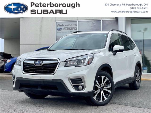2020 Subaru Forester Limited (Stk: S4646A) in Peterborough - Image 1 of 30