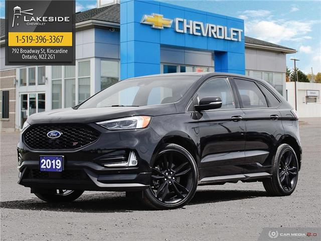 2019 Ford Edge ST (Stk: T1156A) in Kincardine - Image 1 of 27