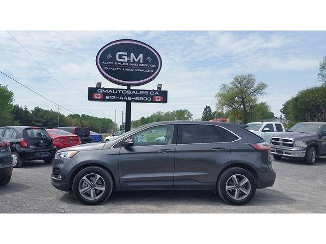 2020 Ford Edge SEL (Stk: LBA79780) in Rockland - Image 1 of 12