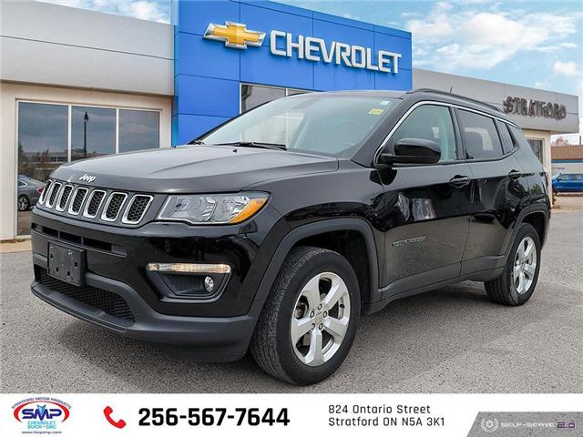 2018 Jeep Compass North (Stk: VP875A) in Stratford - Image 1 of 23