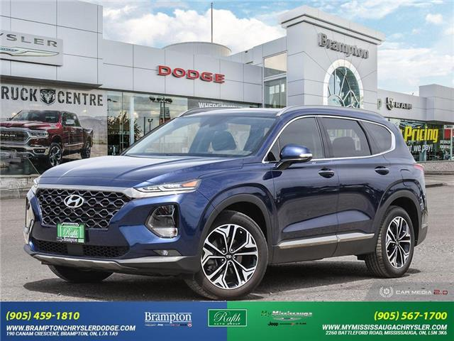 2020 Hyundai Santa Fe Essential 2.4  w/Safety Package (Stk: 14043) in Brampton - Image 1 of 30