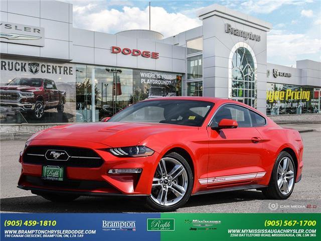 2018 Ford Mustang EcoBoost Premium (Stk: 14055) in Brampton - Image 1 of 29