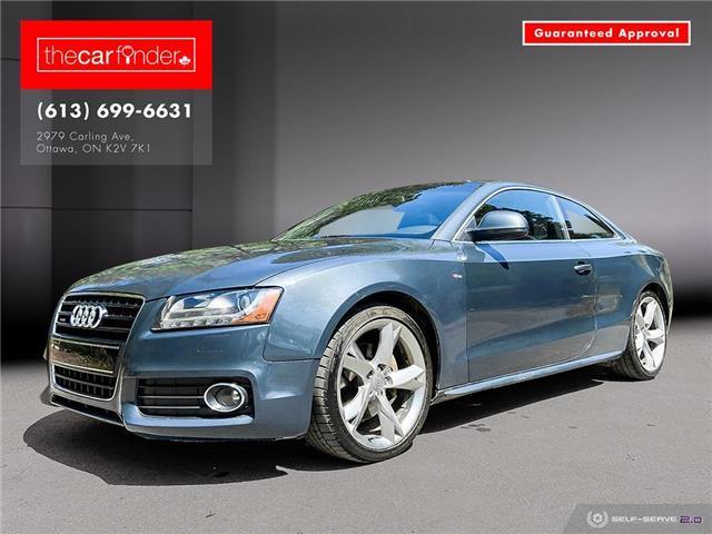 2009 Audi A5 3.2L (Stk: ) in Ottawa - Image 1 of 24