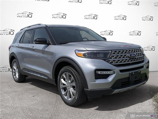 2021 Ford Explorer Limited (Stk: S1285) in St. Thomas - Image 1 of 26