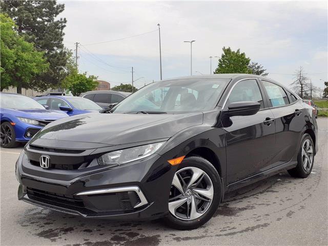 2021 Honda Civic LX (Stk: 17-21-0242) in Ottawa - Image 1 of 22