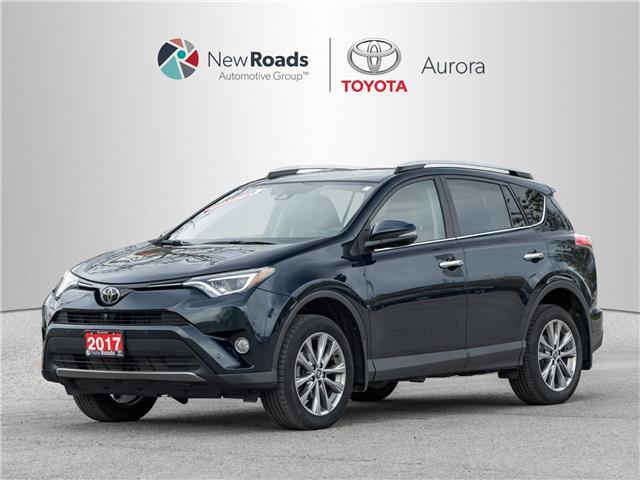 2017 Toyota RAV4  (Stk: 325811) in Aurora - Image 1 of 22
