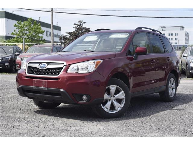 2016 Subaru Forester 2.5i Touring Package (Stk: 18-SM465A) in Ottawa - Image 1 of 25