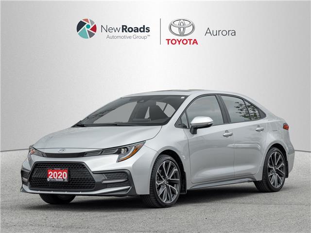 2020 Toyota Corolla  (Stk: 323811) in Aurora - Image 1 of 19