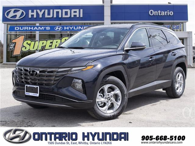 2022 Hyundai Tucson Preferred w/Trend Package (Stk: 024446) in Whitby - Image 1 of 21