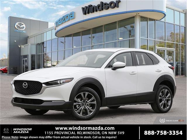 2021 Mazda CX-30 GS (Stk: X361247) in Windsor - Image 1 of 11